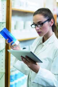 Accredited Checking Pharmacy Technician